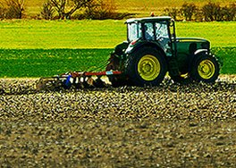 Accidents in agriculture